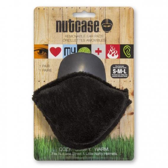 Съемные накладки на уши для шлема Nutcase