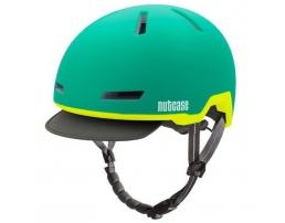 Шлем Nutcase TRACER Aurora Green Matte