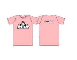 Футболка ученика розовая