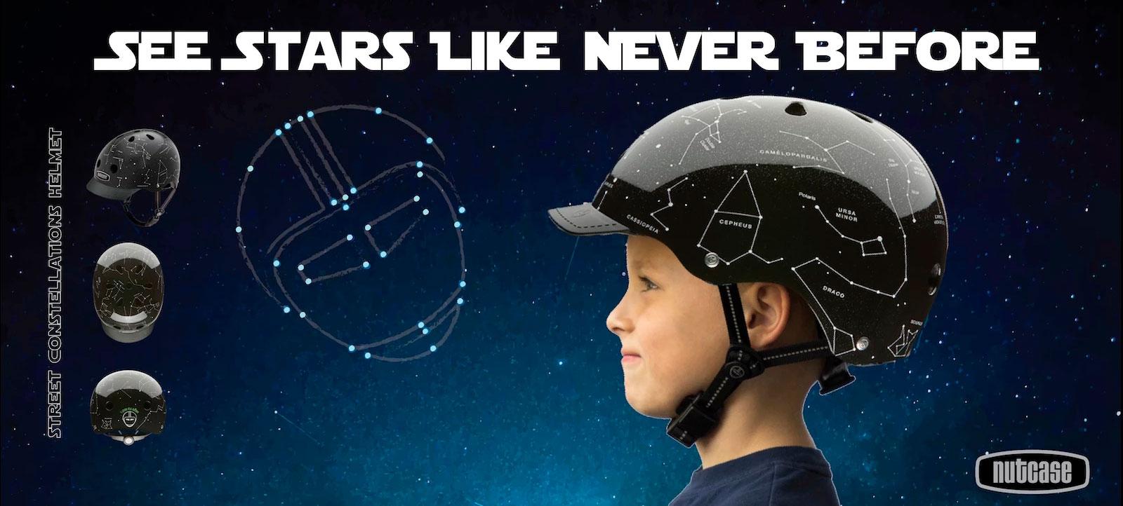 Дизайнерские шлемы NUTCASE - Отличный подарок к Новому Году